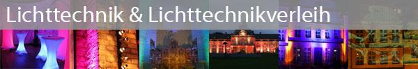 Lichttechnik & Lichttechnikverleih